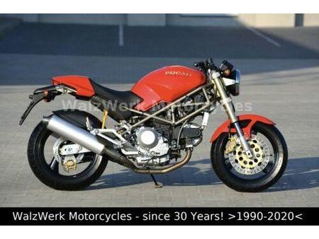 ducati monster 900 deutschland gebraucht motorrad kaufen. Black Bedroom Furniture Sets. Home Design Ideas