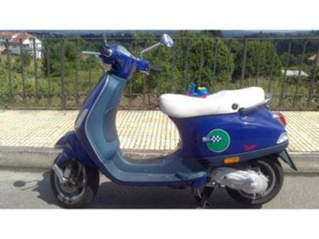 piaggio vespa lx 50 occasion le parking. Black Bedroom Furniture Sets. Home Design Ideas