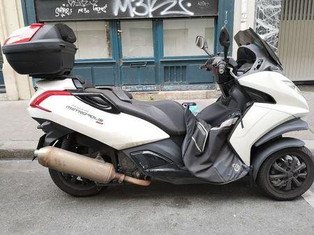PEUGEOT METROPOLIS 400 RS