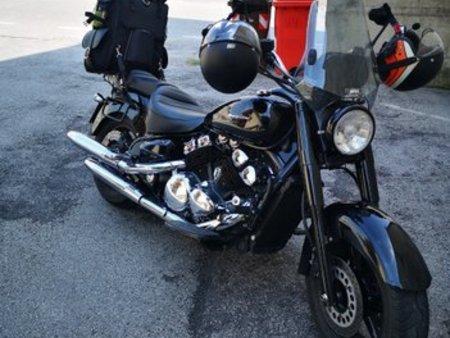 Yamaha Yamaha Royal Star 1300 Custom Bobber Chopper Em Segunda Mão O Parking