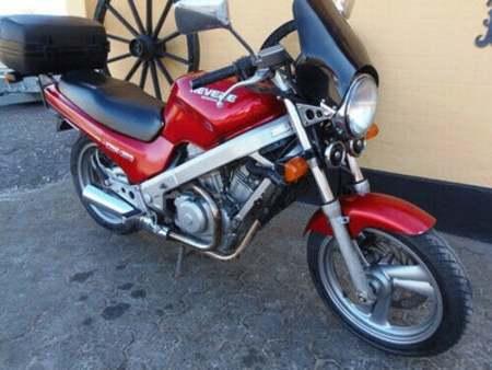 Honda 650 Revere Ntv